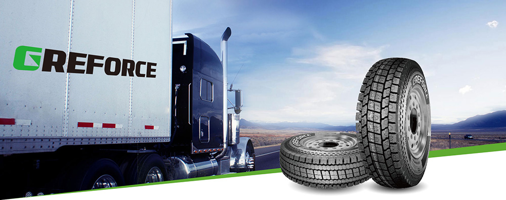Greforce TBR tires truck tyres factory