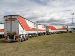 澳大利亚卡车之公路火车Road Train