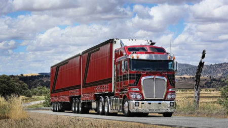 Australian Truck Market Grows in 2016