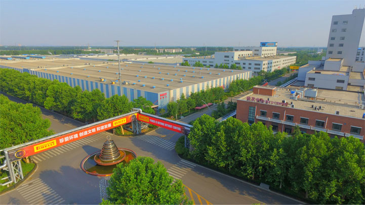 Hixih Rubber Industry Group Jointed Tire Factory with Pirelli