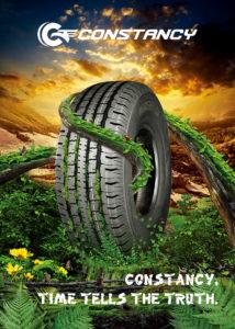 Yuelong constancy truck tires