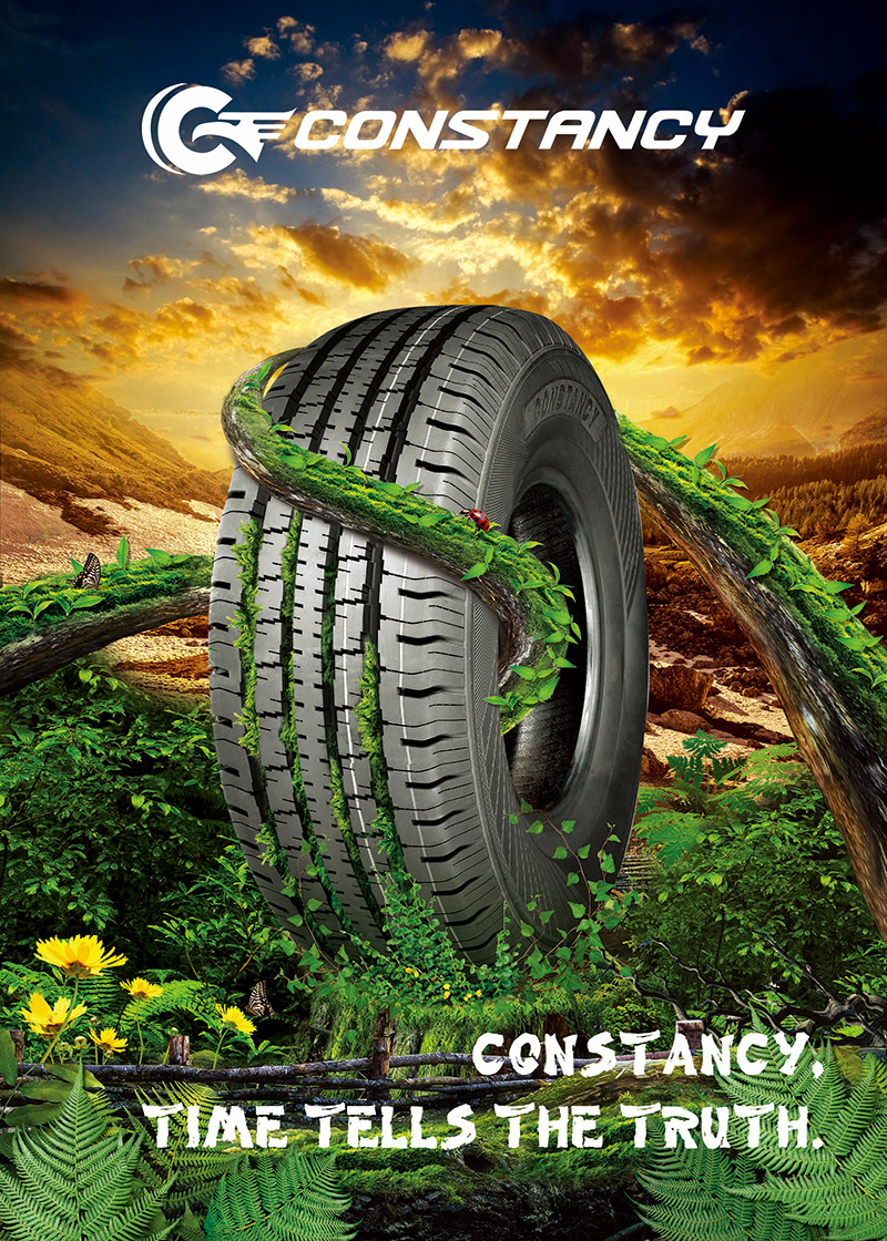 Yuelong constancy truck tires