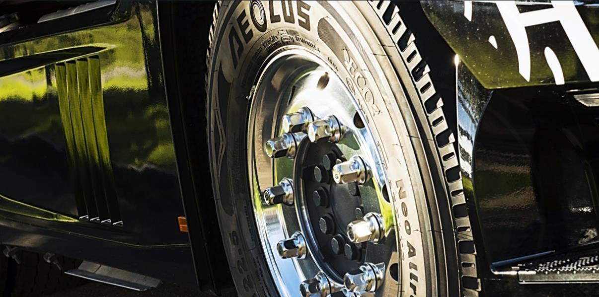 AEOLUS Tyre Co., Ltd - Aeolus TBR, OTR Tire Manufacturer