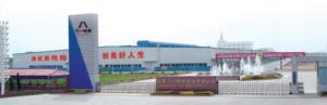Bayi Rubber Co., Ltd - Bayi, Ansu, Wonderland Tyre Manufacturer