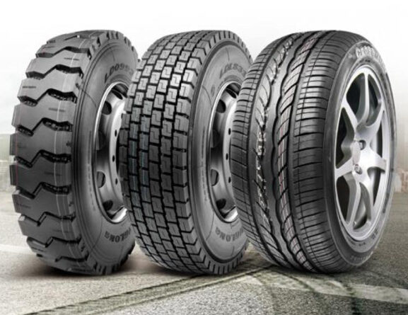 What does TBR, PCR, OTR tyre means?