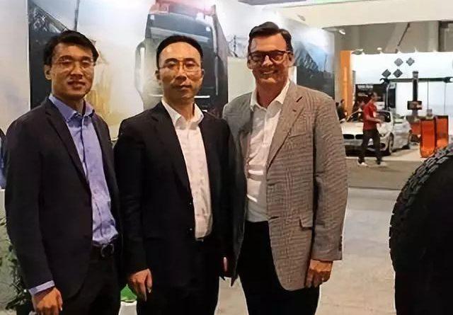 浦林成山,透露将在北美市场成立新的TBR轮胎销售公司