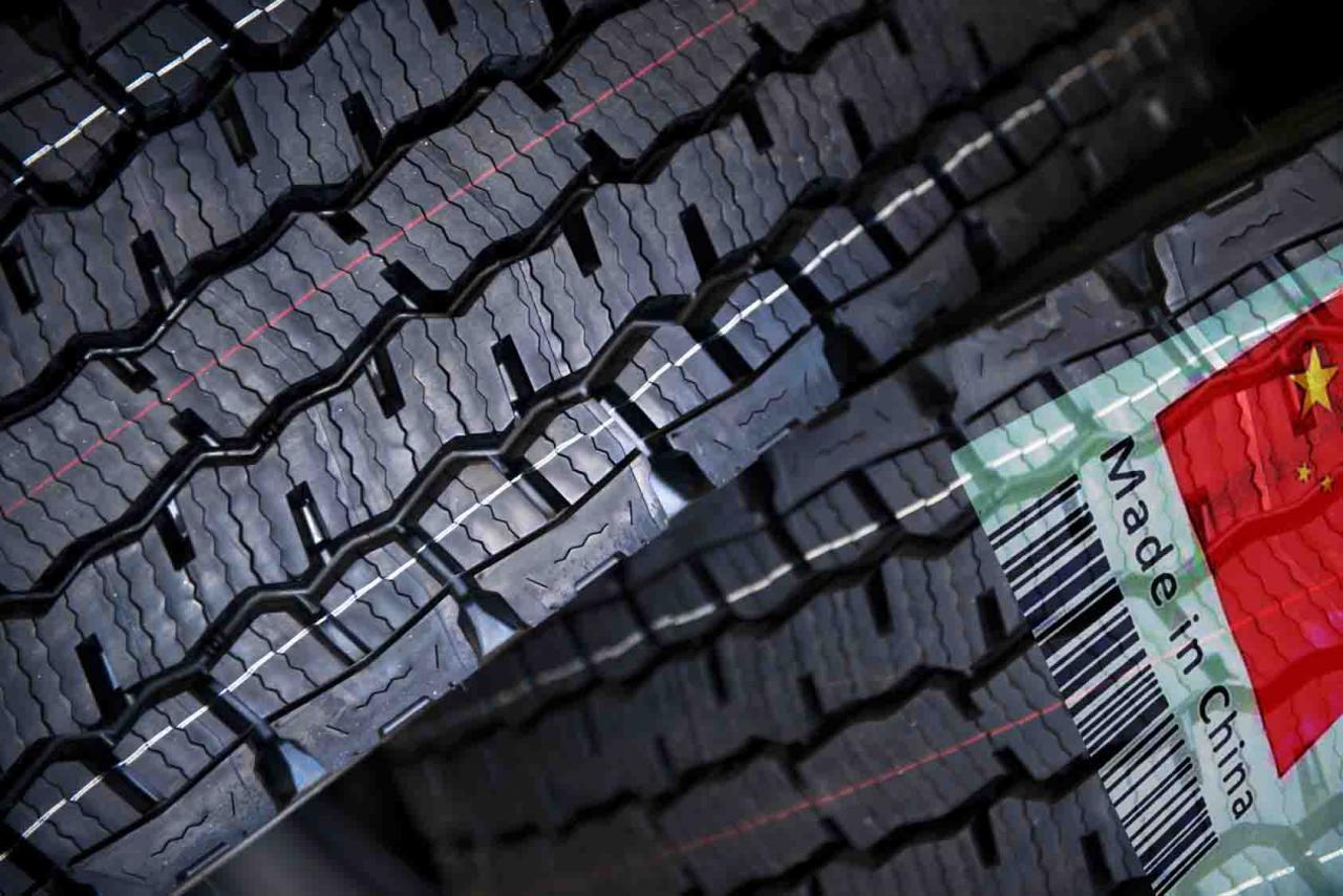 美国轮胎市场向好,中国依然是进口主力军