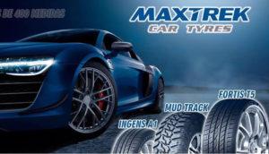 MaxTrek Car Tyres Manufacturer Zhaoqing Junhong Company