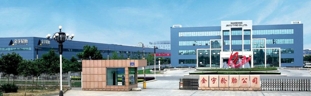 Shandong Jinyu Tires Factory, the best truck & bus radial tyres manufacturer in China
