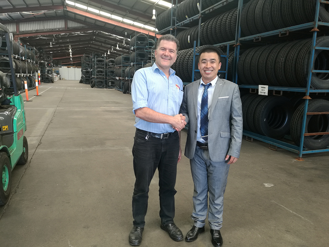 Visit Brisbane Truck Tires Distributor