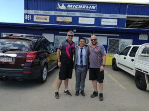 Visit Townsville Michelin Truck Tyres Distributor in Australia on 2018