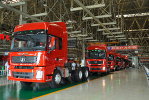 SHACMAN Trucks General Assembly Workshop