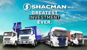 SHACMAN Trucks Manufacturer - Shaanxi Automobile Holding Group
