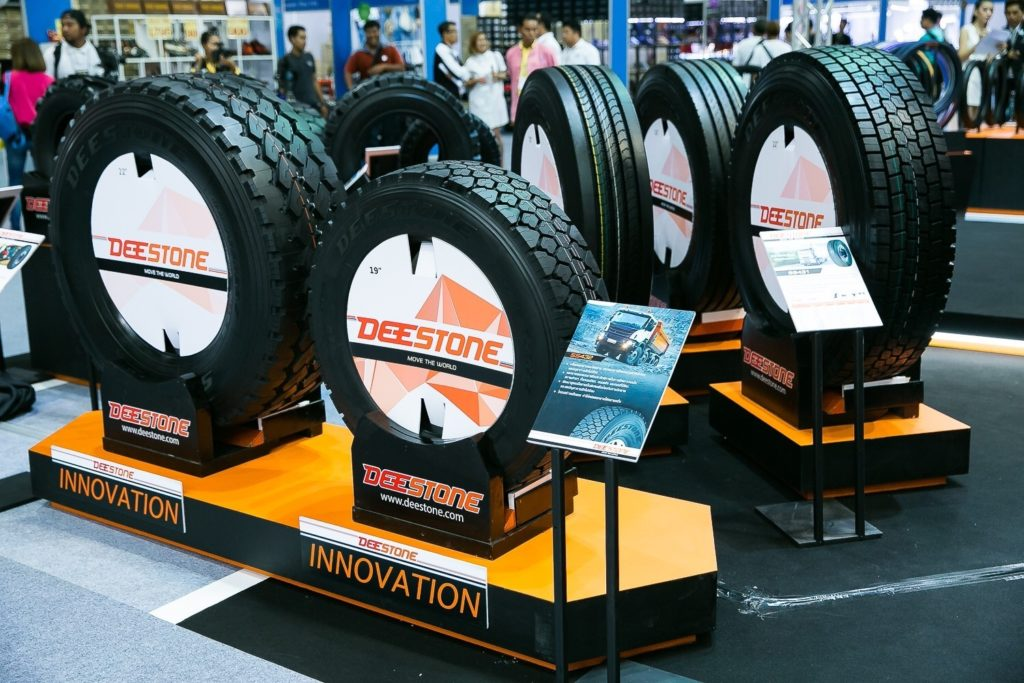 Deestone Radial Tire Company-Thailand Tyre Factory