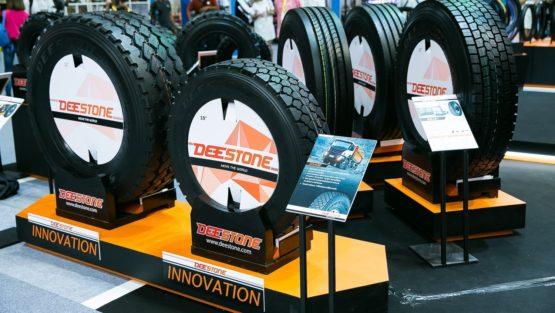 Deestone Radial Tire Company-Thailand Tyre Factory