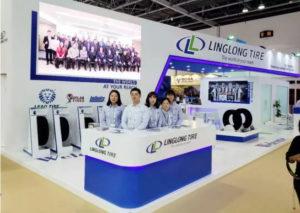 Shandong Linglong Tire Company, Linglong Atlas Leao Crosswind Green Max Infinity Tyre Factory