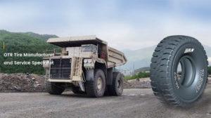 Fujian Haian Rubber Company - LUAN Giant OTR Tire Manufacturer