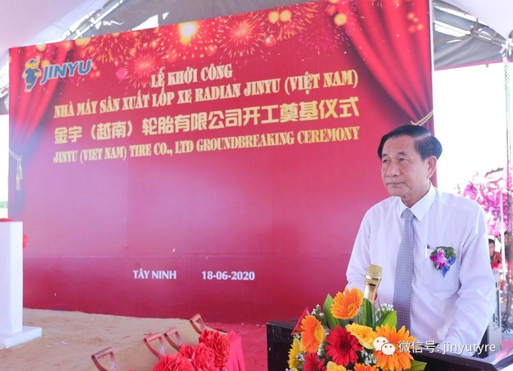 Mr. Chen Yuren, Senior Consultant of Vietnam SVI Company