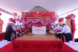 Jinyu Tire Group Vietnam Factory 2 Million TBR Tyre Project Starts Construction