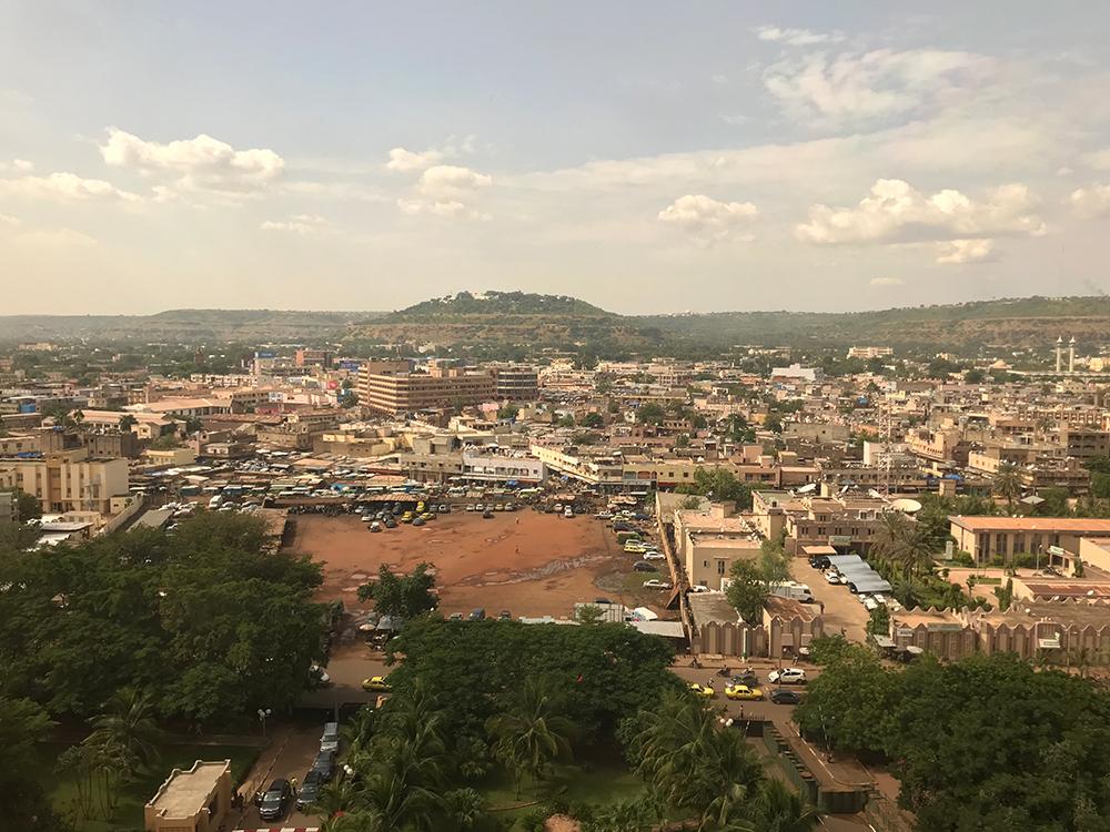 Mali View opposite of Lamitie Hotel