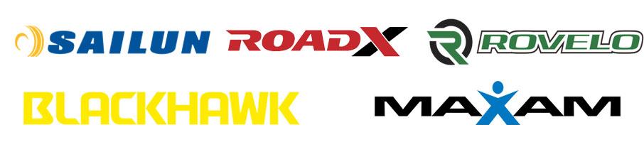 Sailun, Roadx, Blackhawk, Rovelo, Maxam Tyre Manufacturer